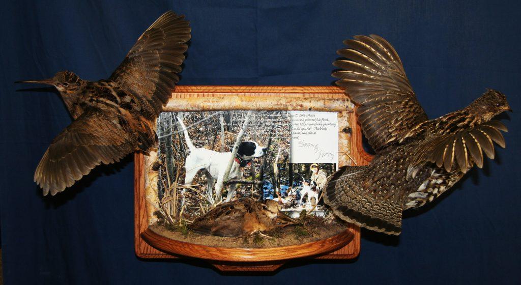 Woodcock and Grouse